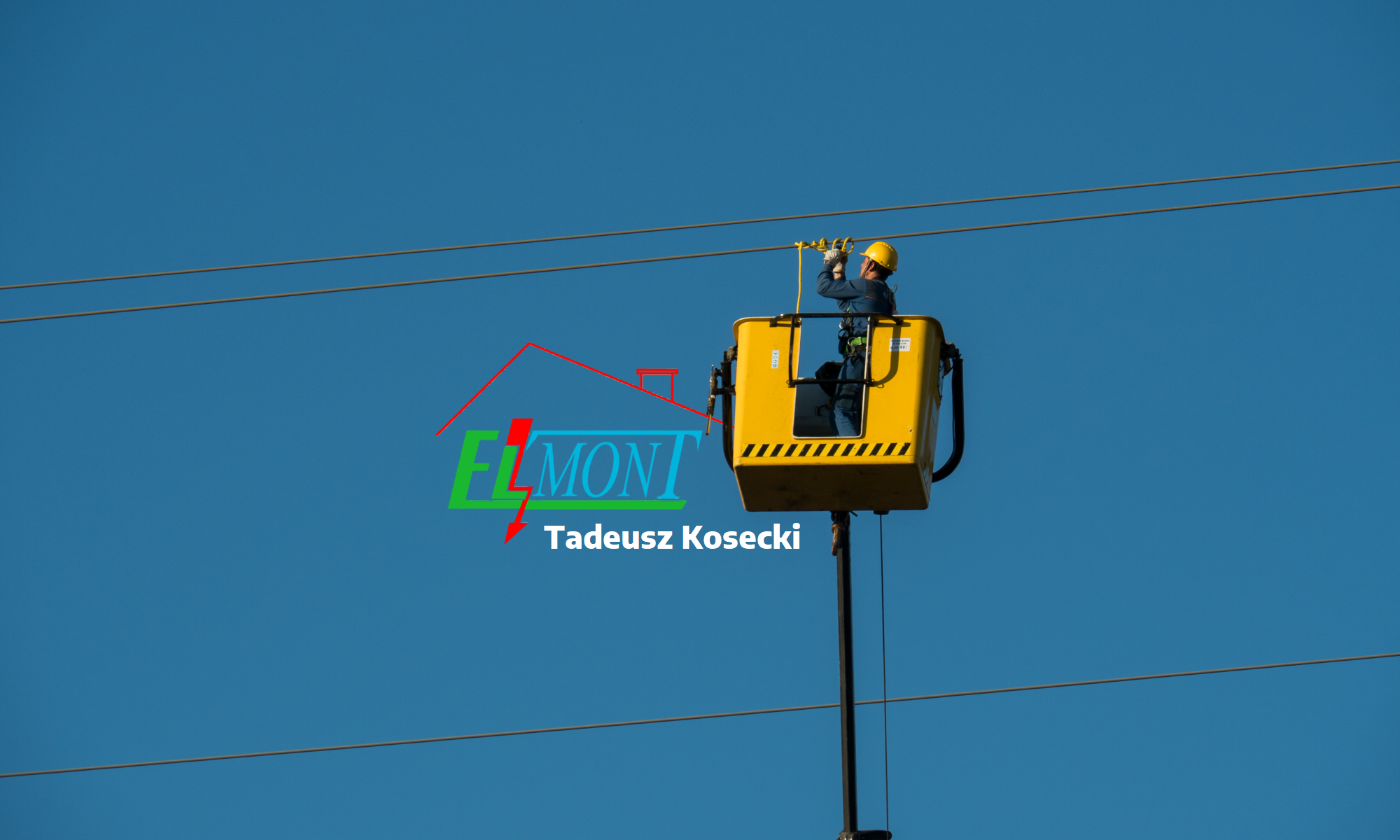 """Przedsiębiorstwo Wielobranżowe """"ELMONT"""" Tadeusz Kosecki"""